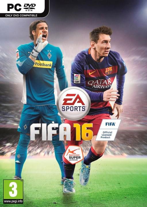 PC - FIFA 16 Physisch (Box) 785300120012 Bild Nr. 1