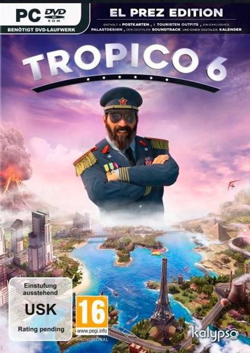 PC - Tropico 6 Box 785300141462 Bild Nr. 1