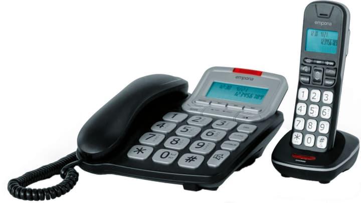 GD61 ABB schwarz Festnetz Telefon Emporia 785300138416 Bild Nr. 1