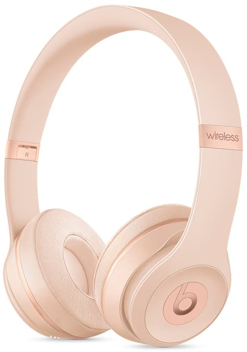 Beats Solo3 Wireless - Mattgold On-Ear Kopfhörer Beats By Dr. Dre 785300130821 Bild Nr. 1