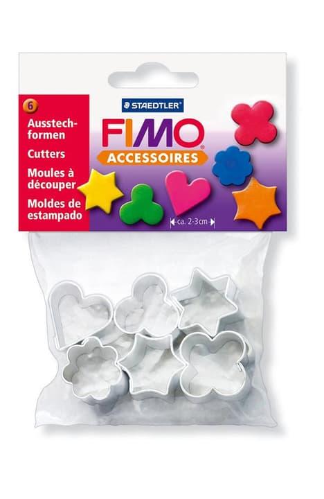 Ausstechformen Metall 6St Fimo 665477600000 Bild Nr. 1