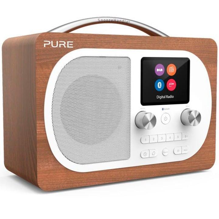 Evoke H4 - Walnuss DIgitalradio DAB+ Pure 785300127372 Bild Nr. 1