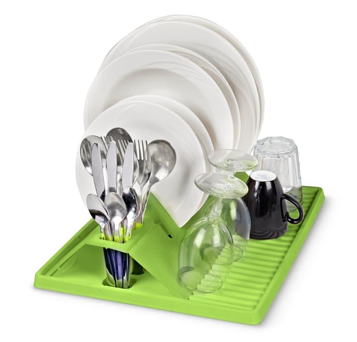 Égouttoir à vaisselle pliable SPACE WONDER Rotho 604034400000 Photo no. 1