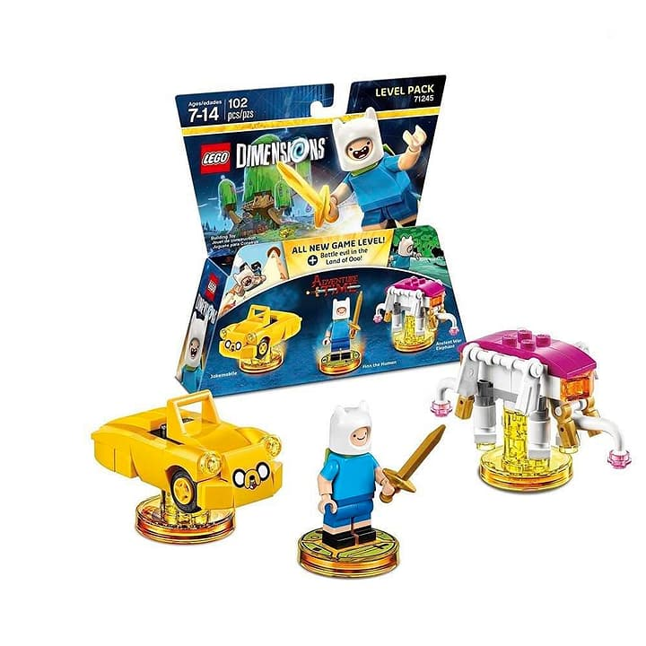 LEGO Dimensions Level Pack Adventure Time 785300121350 Photo no. 1
