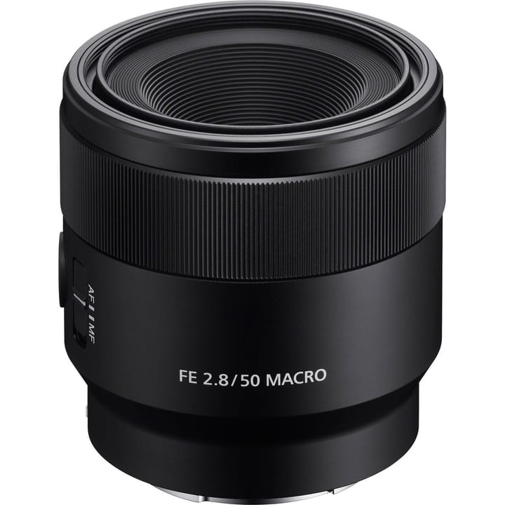 FE 50mm F2.8 Makro objectif Objectif Sony 793432000000 Photo no. 1