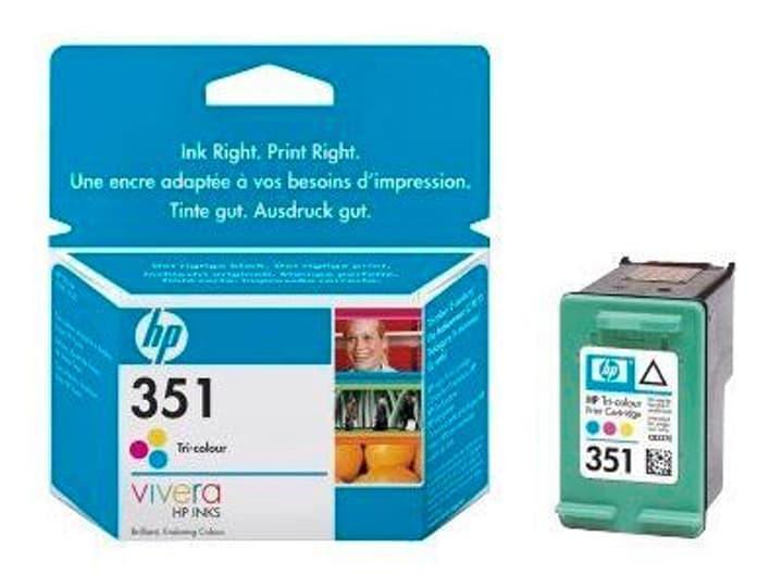 CB337EE Tintenpatrone Nr. 351 color Tintenpatrone HP 797487700000 Bild Nr. 1