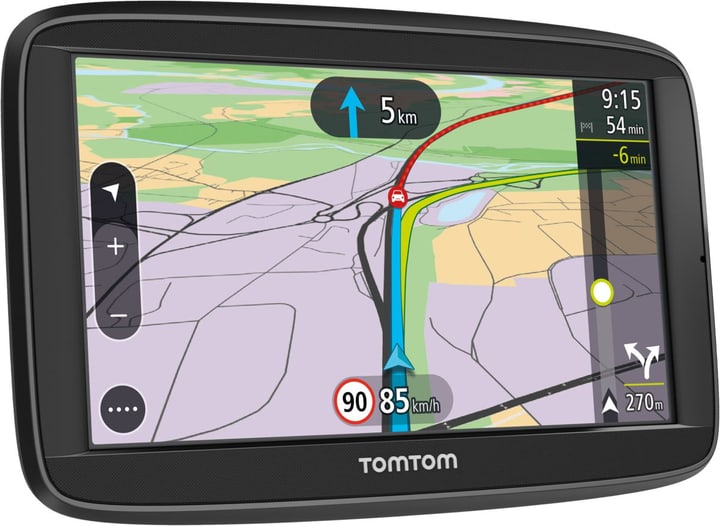 Via 52 LMT Navigationsgerät TOMTOM 791045500000 Bild Nr. 1