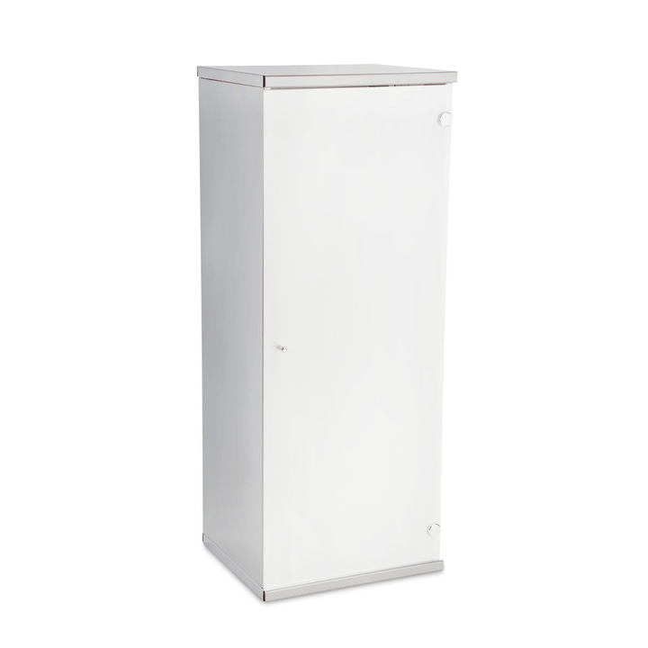 ZILO Cassettiera 362005400928 Dimensioni L: 44.0 cm x P: 38.0 cm x A: 113.0 cm Colore Bianco N. figura 1