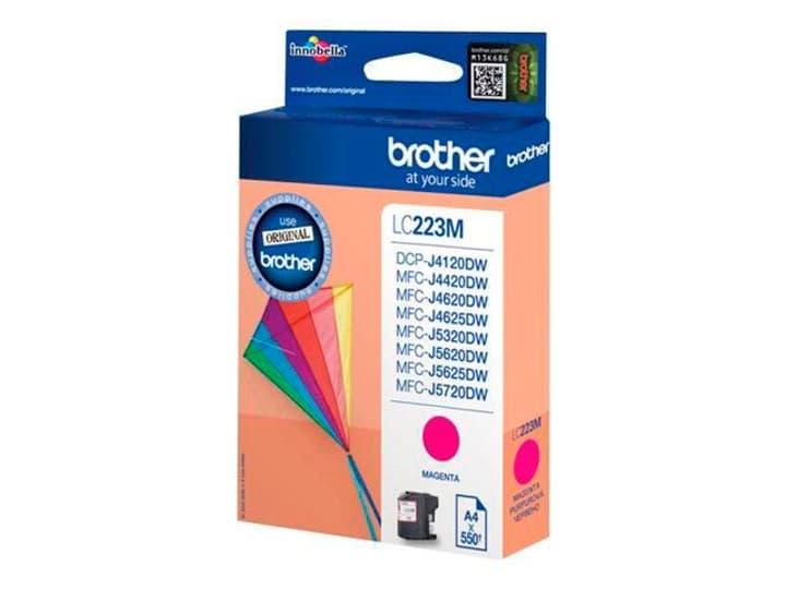 LC-223M Tintenpatrone magenta Brother 795838900000 Bild Nr. 1