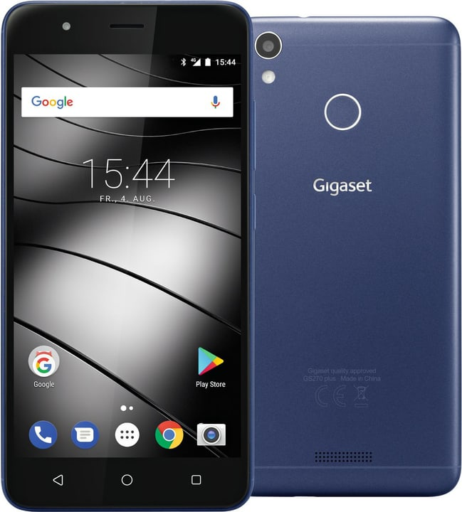 GS 270 Plus 32GB bleu Smartphone Gigaset 785300132432 Photo no. 1
