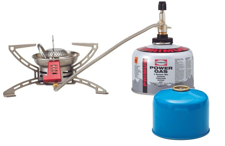 Easy Fuel Réchaud à gaz double avec allumage piézo Primus 470641800000 Photo no. 1