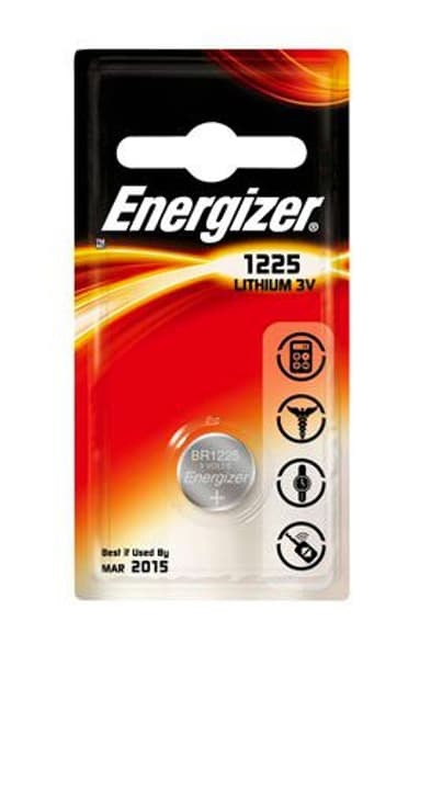 BR1225 1 pezzo micropila Energizer 785300126123 N. figura 1