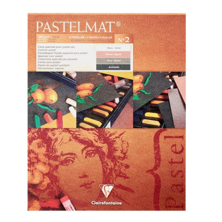 Bloc Pastelmat 360g 24x30cm Pebeo 663587900000 Bild Nr. 1