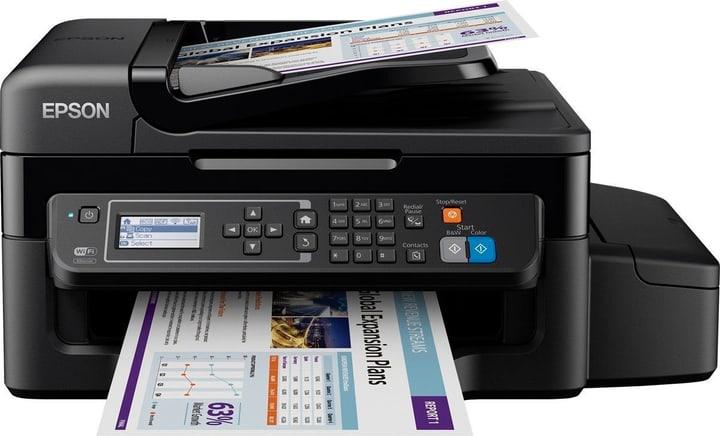 EcoTank ET-4500 Apparecchi multifunzione / Fr. 40.- Epson Cashback* Epson 785300124984 N. figura 1