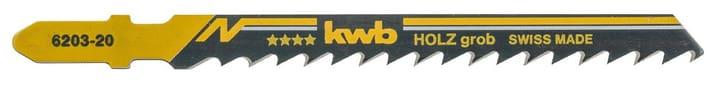 HCS Stichsägeblätter grob 100 mm 2 Stk. kwb 610512600000 Bild Nr. 1