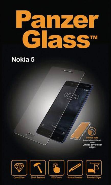 Classic Nokia 5 Schutzfolie Panzerglass 785300134528 Bild Nr. 1