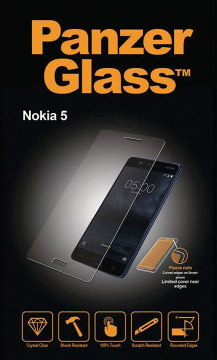 Classic Nokia 5 Smartphone Zubehör Panzerglass 785300134528 N. figura 1
