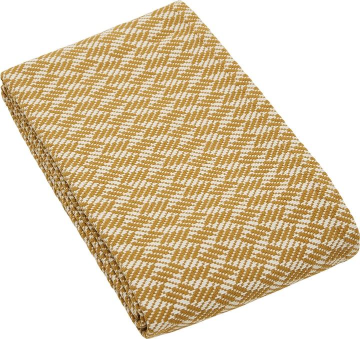 PEDRO Bettüberwurf 451659444041 Farbe Gold Grösse B: 180.0 cm x H: 260.0 cm Bild Nr. 1