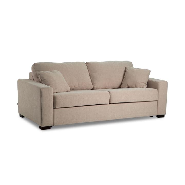 GEORGE Vera canapé-lit à 4 places 360207700000 Dimensions L: 160.0 cm x P: 195.0 cm Couleur Brun clair Photo no. 1
