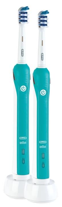 1000 Doppelpack TriZone Elektrische Zahnbürste Oral-B 717938500000 Bild Nr. 1