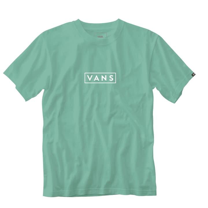 vans t shirt homme vert