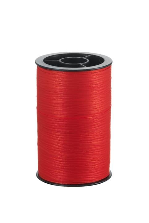 POLY Nastro da regalo 440615802030 Colore Rosso Dimensioni L: 10.0 mm N. figura 1