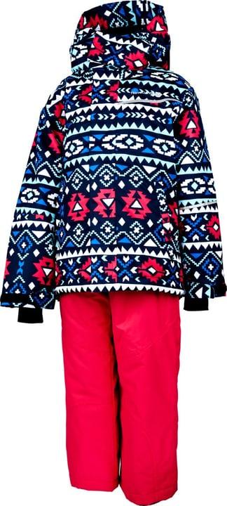 Ensemble de ski pour enfant Trevolution 472359410417 Couleur framboise Taille 104 Photo no. 1