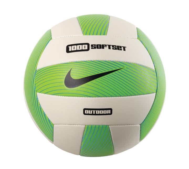 1000 Softest Beach-Volleyball Nike 461902500560 Farbe Grün Grösse 5 Bild-Nr. 1