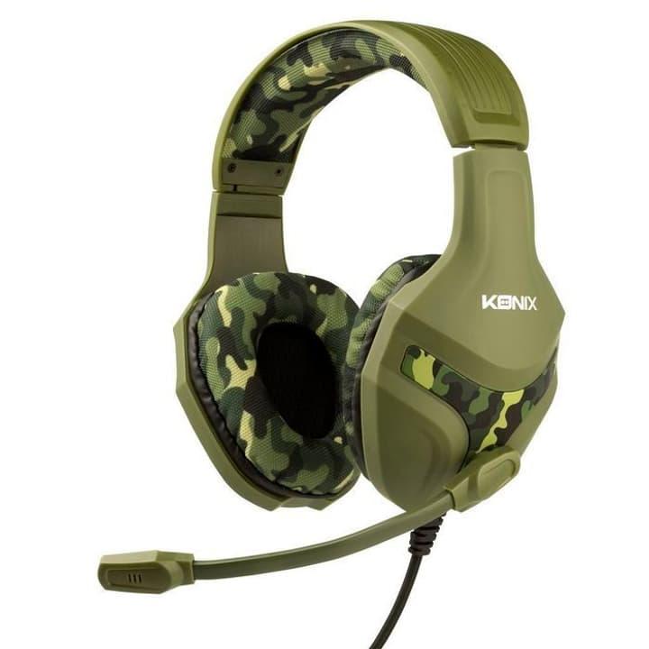 PS-400 Casque Micro Camouflage Headset KÖNIX 785300144597 Photo no. 1