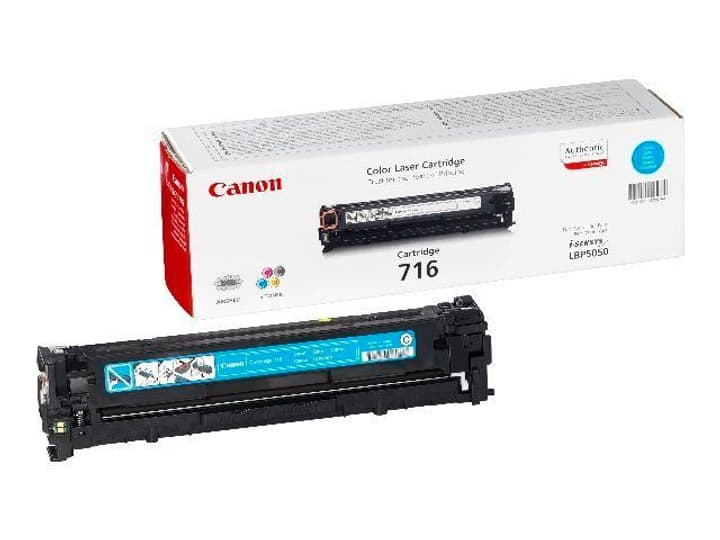 716 Toner-Modul cyan Canon 797549900000 Photo no. 1