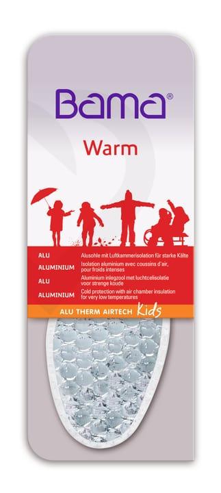 Image of Bama Alu Therm Airtech Kids Wärmende Sohle weiss