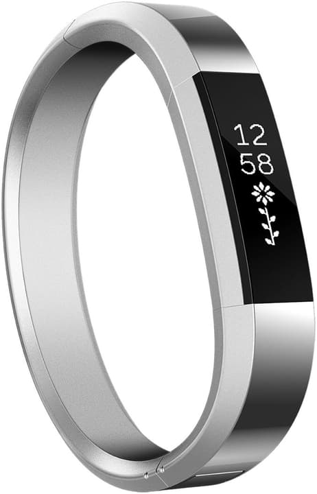 Fitbit Alta Metal Bracelet Silver Small Fitbit 798119000000 Bild Nr. 1