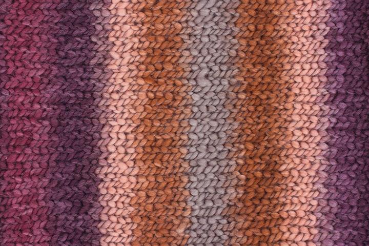 Laine Perla multicolor Gründl 665487000020 Couleur Violet Photo no. 1