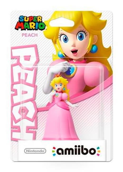 "Amiibo Supermario ""Peach"" 785300119715"