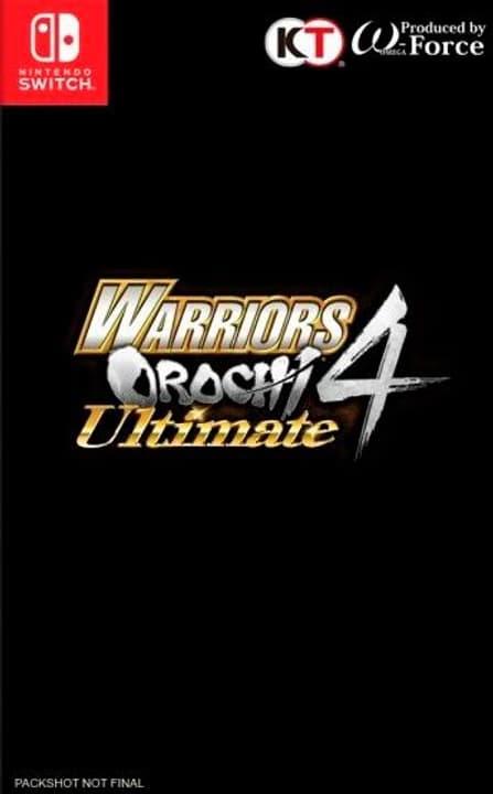 NSW - Warriors Orochi 4 Ultimate F Box 785300148163 N. figura 1