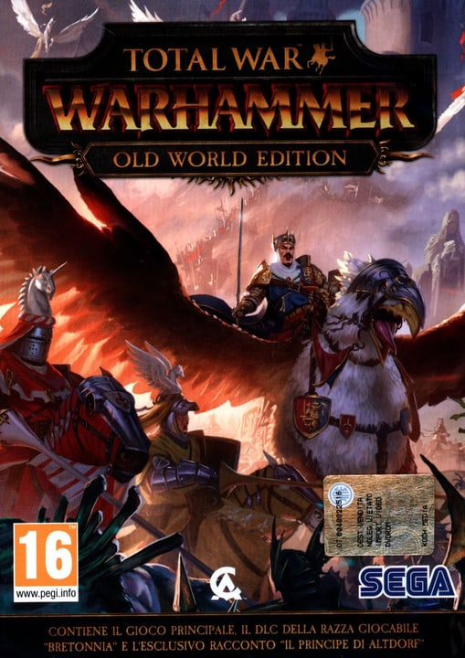 PC - Warhammer Alte Welt Edition Box 785300121763 Photo no. 1