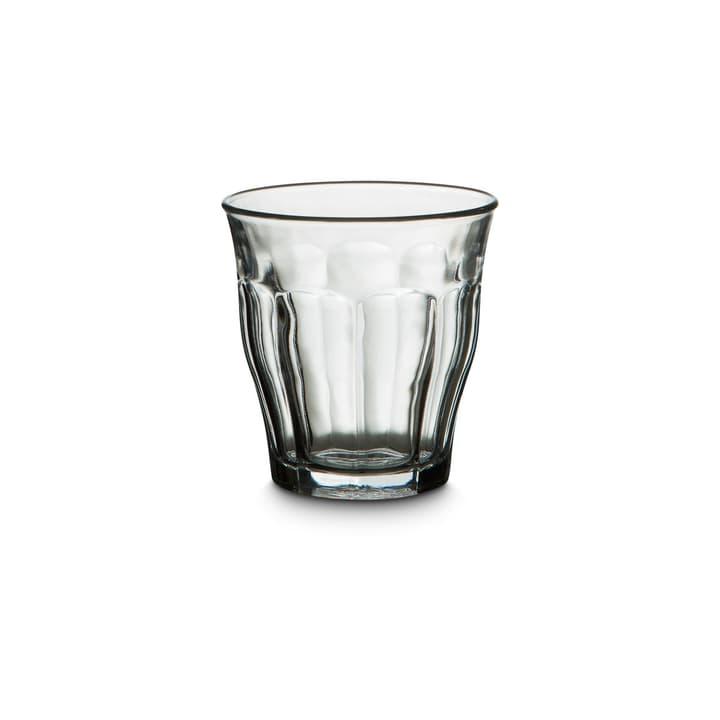 PICARDIE Bicchieri 16 cl. 393164300000 Dimensioni L: 7.5 cm x P: 7.5 cm x A: 8.0 cm Colore Trasparente N. figura 1