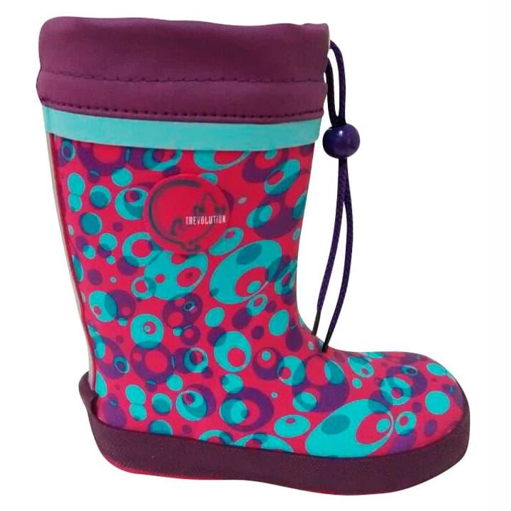 Rubber Boot Bottes en caoutchouc pour enfant Trevolution 460826102329 Couleur magenta Taille 23/24 Photo no. 1