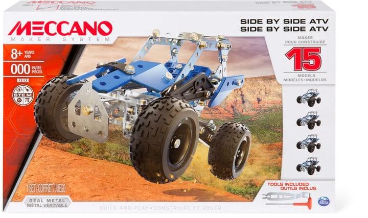 Meccano 15 Multimodell Side by Side ATV 747650800000 Bild Nr. 1