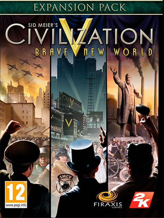 PC - Sid Meier's Civilization V: Brave New World Numérique (ESD) 785300133294 Photo no. 1