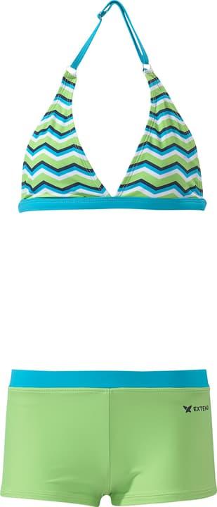 Mädchen-Bikini Extend 464525112244 Farbe türkis Grösse 122 Bild-Nr. 1