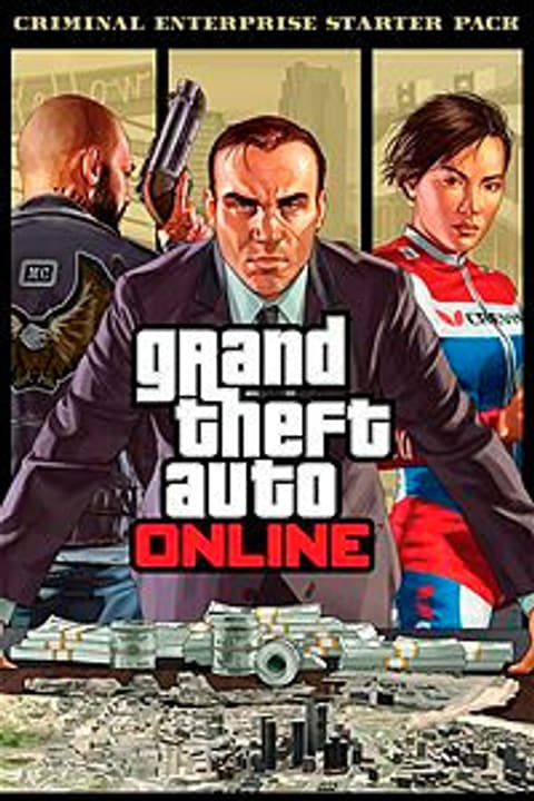 PC - Grand Theft Auto V - Criminal Enterprise Starter Pack Download (ESD) 785300133684 N. figura 1