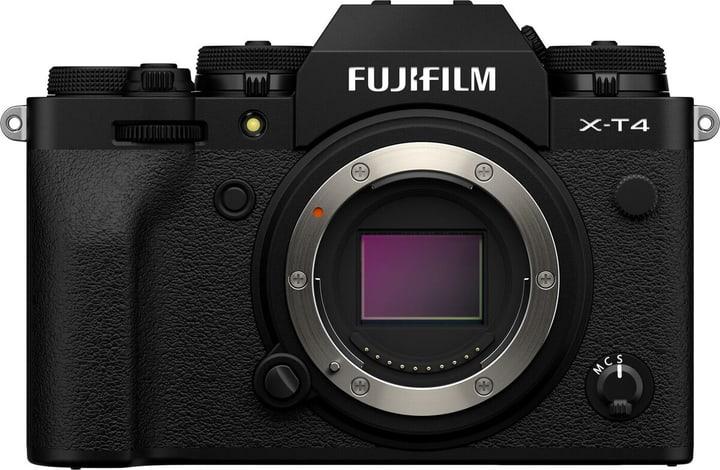 X-T4 Body schwarz Systemkamera FUJIFILM 785300151753 Bild Nr. 1