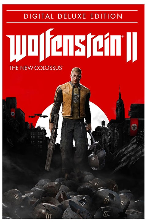 PC - Wolfenstein II: The New Colossus - Deluxe Edition Digitale (ESD) 785300133783 N. figura 1