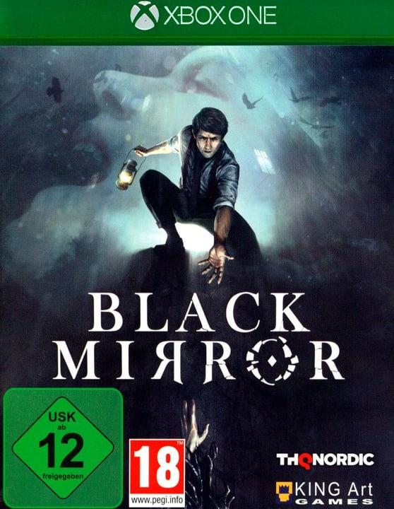 Xbox One - Black Mirror Box 785300129946 Photo no. 1