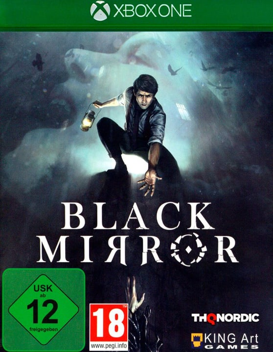 Xbox One - Black Mirror Physique (Box) 785300129946 Photo no. 1
