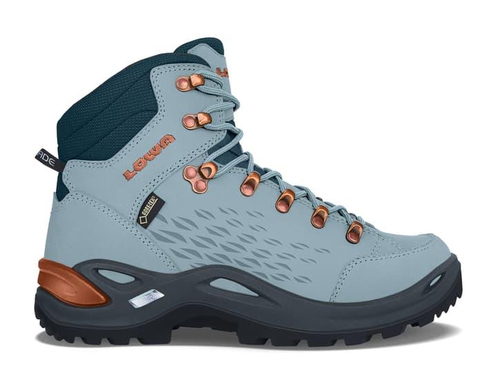 Renegade GTX Mid 20 Chaussures de randonnée pour femme Lowa 473305141041 Couleur bleu claire Taille 41 Photo no. 1