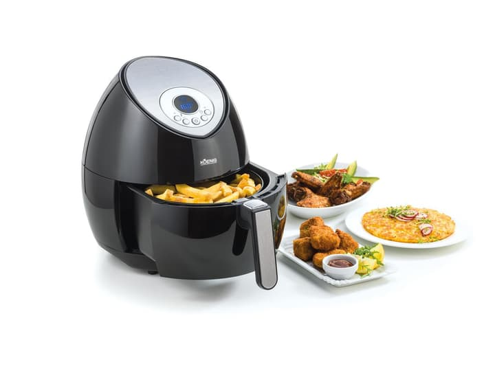 Fritteuse à air chaud Quick&Pure 3 Koenig 785300129845 N. figura 1