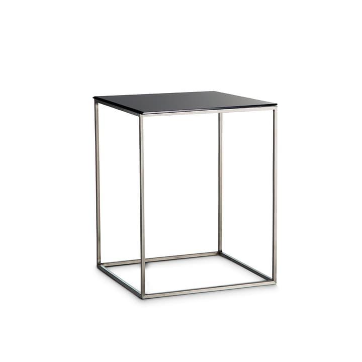 COFFEE table d'appoint 362231000000 Couleur Noir Dimensions L: 40.0 cm x P: 40.0 cm x H: 51.0 cm Photo no. 1