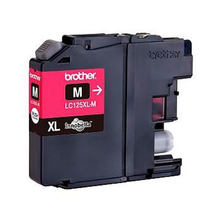LC-125XLM XL cartuccia d'inchiostro magenta Cartuccia d'inchiostro Brother 798505500000 N. figura 1